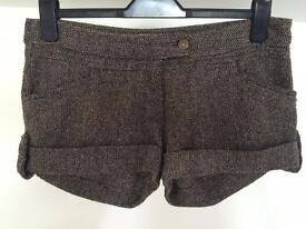 Women's TOPSHOP shorts - size 12