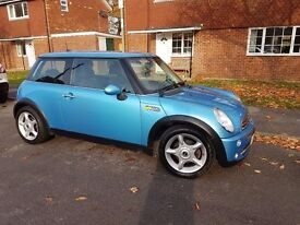 Mini One Hatch 1.6L Petrol, 11 months MOT no advisories, great condition