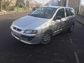 Space star mot 11 months perfect drive