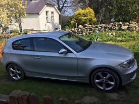 BMW 1 Series Sport 3D Petrol 2.0L