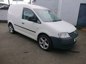 VW Caddy 1.9tdi Van