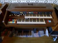 3 x Hammond organs stored in a dry room for past 5 years must take all 3
