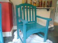 Hardwood Refurbished Garden Chair(s)