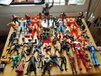 Marvel, WWF and others