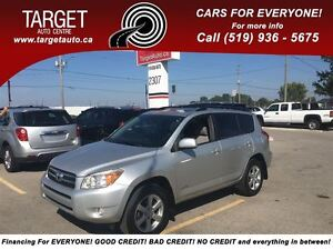 2008 Toyota RAV4 Limited Drives Great Very Clean !!!!!