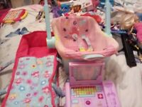 Baby born set