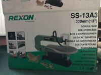Rexon SS-13 A3 Scroll Saw