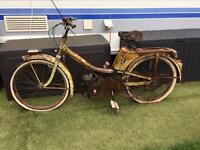 Barn find VAP Moped £150