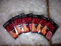 6 disposable toe warmers