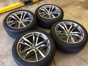 """20"""" BMW X5 Staggered Wheels and Staggered Tires (BMW X5 or BMW X6)"""
