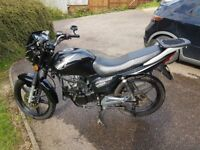Lexmoto 50cc motorbike