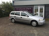 Vauxhall Astra 1.7 Diesel Estate (53) *Full History *Part Exchange Considered