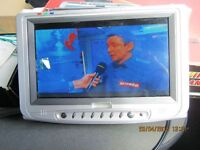 car tv with free view box