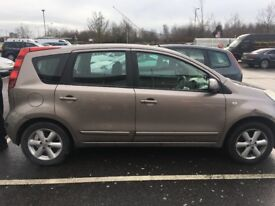 NISSAN NOTE 2007 GOOD RELIABLE CAR