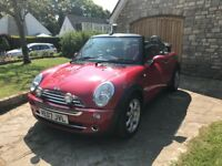 Bmw Mini Cooper Automatic,Mini Service History, Low Mileage, New MOT. Cherished Car.