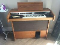 FREE Vintage Electrical Piano Working
