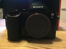 Sony a7s ILCE‑7S (mint, as new condition)