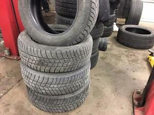 Barum Polaris 3 Winter Tires 215/60/R16 Set of 4