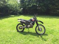 Yamaha 125 Dirt Bike / Off Road / Motocross