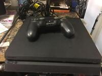 Sony PS4 slim with 2 month warranty