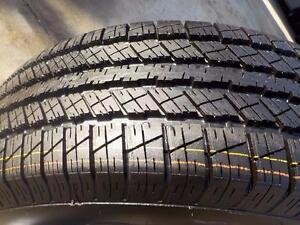 4 - Goodyear Wrangler tires P265/70R/17 HP (M+S) , standard load