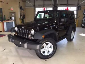 2016 Jeep Wrangler SPORT S.2 TOITS.MAGS.AIR CLIMATISÉ.