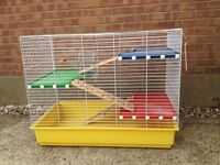 Animal cage suitable for Rats, Degus, Hamsters etc