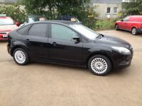 09 PLATE FORD FOCUS TITANUIM 5DR 67000MILES £3995