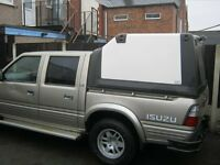 Truckman HardTop - Isuzu 4x4 Pickup