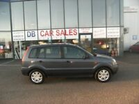 DIESEL !! 2005 55 FORD FUSION 1.6 FUSION 2 5D 89 BHP **** GUARANTEED FINANCE **** PART EX WELCOME