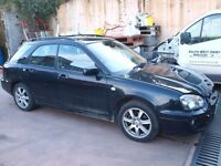 2005 Subaru Impreza Blobeye Wagon 2.0 GX Auto Breaking For Spares. All Parts Available