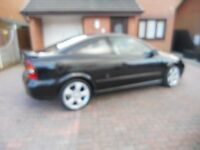 ASTRA COUPE 1.8 BERTONE 2004 LOW MILAGE MOT TILL AUGUST