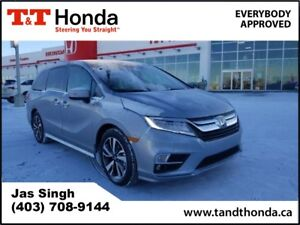 2018 Honda Odyssey Touring Touring* Bluetooth, Heated Seats,...