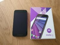 Motorola Moto G 3rd Gen - Unlocked - Immaculate Condition