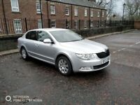 2011 Skoda Superb 2.0 TDI DSG 170 CR Auto Elegence Full Leather