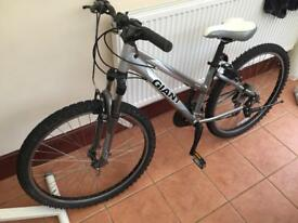 Giant Buulder mountain bike