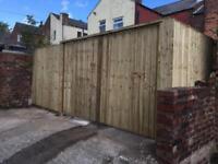 Garden gates driveway gates wooden gates