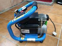Portable compressor FLACON KF 115T - 110 L/M- 0.75 HP Like New