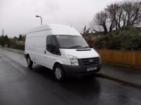 """""""man with a van"""" Oxfordshire. collections, deliveries, removals, house clearance and tip runs"""""""