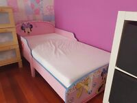 Minni mouse girls bed