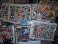 Comic and comic books