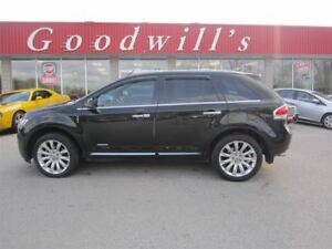2013 Lincoln MKX HEATED/COOLED LEATHER SEATS! SUNROOF!