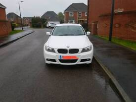 BMW 3 Series 318i Performance Edition 4dr Saloon in White