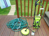 pressure washer with extras