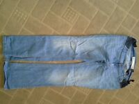 2 Maternity Jeans from Next size 10reg - £5