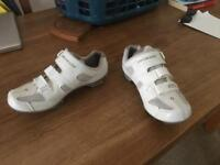 Women's specialised Torch road bike shoes size 5