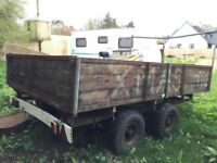 ifor williams 3-4 tonne trailer