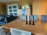 Dining table / Wall unit