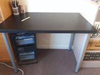 Ikea almost new desk