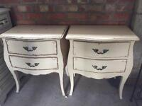 Pair of Next bedside tables